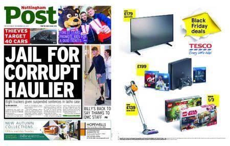 Nottingham Post – November 25, 2017