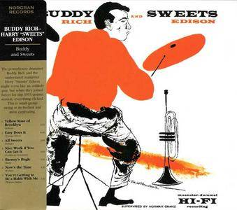 Buddy Rich & Harry ''Sweets'' Edison - Buddy And Sweets (1955) {2003 Verve Music Group} **[RE-UP]**