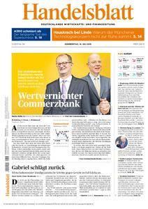 Handelsblatt - 14. Juli 2016