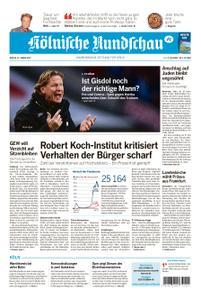 Kölnische Rundschau Köln-West – 15. Januar 2021