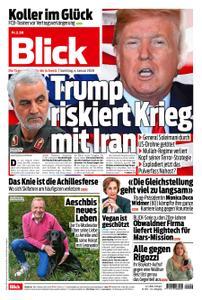 Blick – 04. Januar 2020