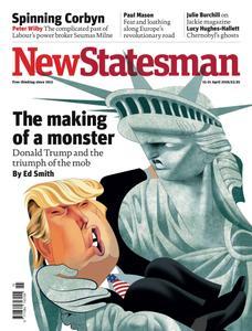 New Statesman - 15 - 21 April 2016