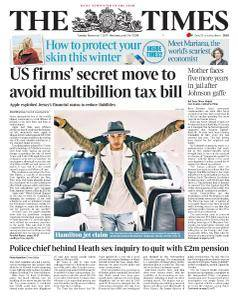 The Times - 7 November 2017