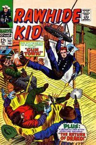 Rawhide Kid v1 062 1967 brigus