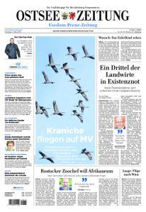 Ostsee Zeitung Wolgast - 05. März 2019