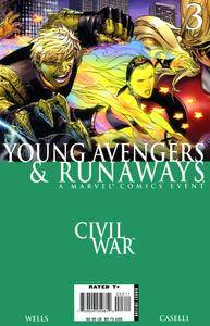 Civil War - Young Avengers  Runaways 03