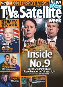 TV & Satellite Week - 27 October 2018