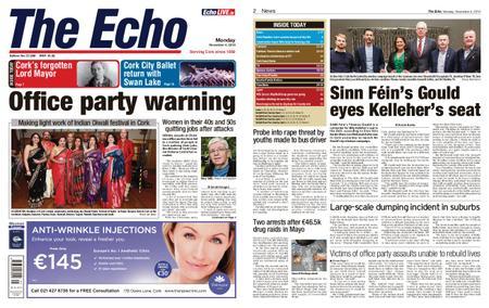 Evening Echo – November 04, 2019
