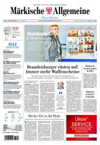 Märkische Allgemeine Dosse Kurier - 07. Dezember 2018