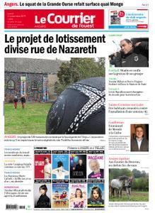 Le Courrier de l'Ouest Angers – 04 novembre 2019
