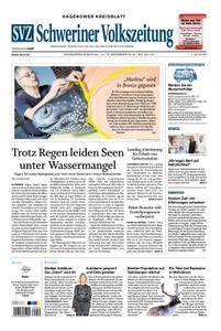 Schweriner Volkszeitung Hagenower Kreisblatt - 14. Dezember 2019