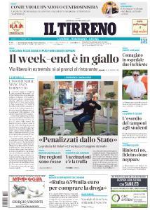 Il Tirreno Livorno - 16 Gennaio 2021
