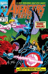 Avengers West Coast 093 1993 Digital AnHeroGold-Empire