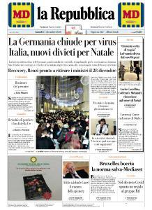 la Repubblica - 14 Dicembre 2020