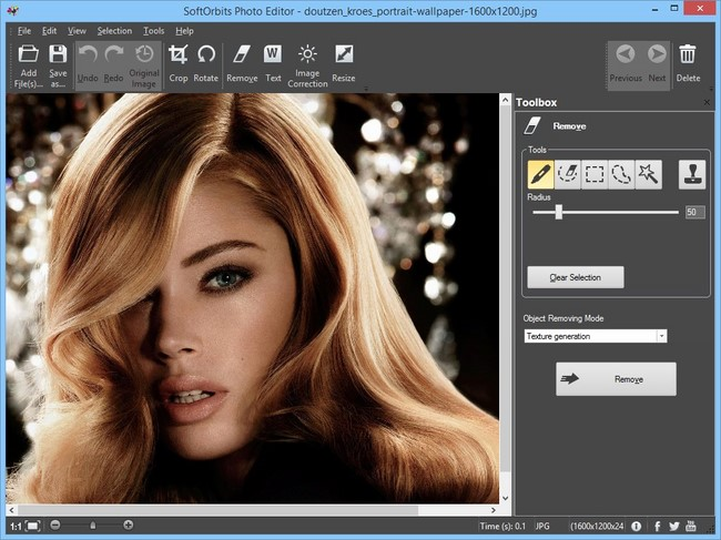 SoftOrbits Photo Editor 2 1 Multilingual Portable / AvaxHome