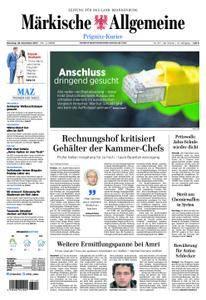 Märkische Allgemeine Prignitz Kurier - 28. November 2017