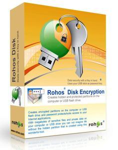Rohos Disk Encryption 3.0 Multilingual