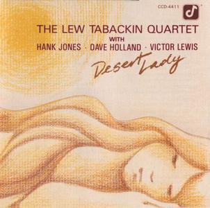 Lew Tabackin Quartet - Desert Lady (1990) {Concord}