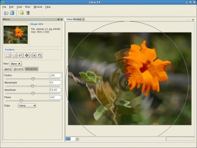 Citra FX Photo Effects 3.8.1 MultiOS/MacOSX