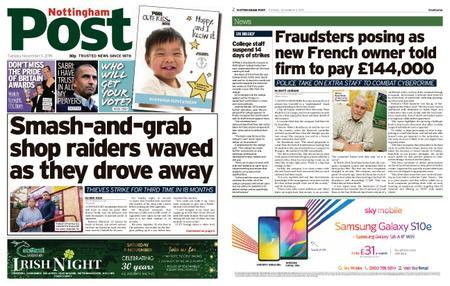 Nottingham Post – November 05, 2019