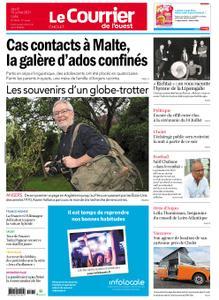 Le Courrier de l'Ouest Cholet – 15 juillet 2021