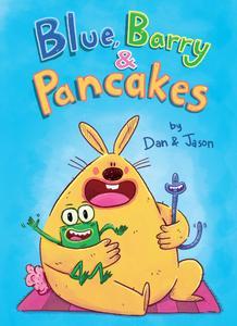 Blue, Barry & Pancakes Vol 1 (2021) (digital) (Hourman-DCP
