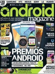 Android Magazine - Enero 2016