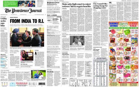 The Providence Journal – November 28, 2017
