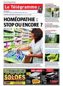 Le Télégramme Guingamp – 26 juin 2019