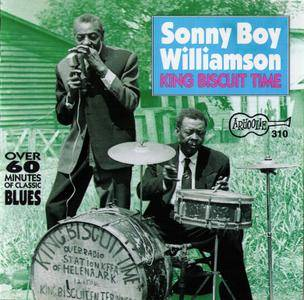 Sonny Boy Williamson - King Biscuit Time (1989) {1993, Remastered}