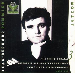 Jean-Bernard Pommier - Mozart: Piano Sonatas, Volume 3 (1990)