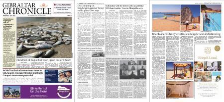 Gibraltar Chronicle – 09 July 2020