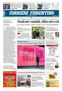 Corriere Fiorentino La Toscana – 23 gennaio 2019