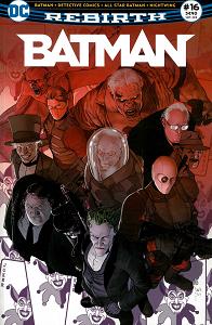 Batman Rebirth - Tome 16