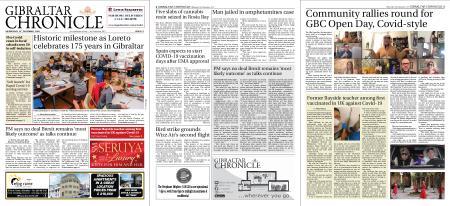 Gibraltar Chronicle – 16 December 2020