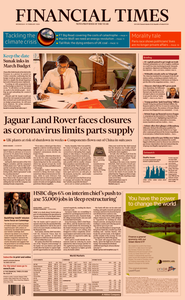 Financial Times UK – 19 February 2020