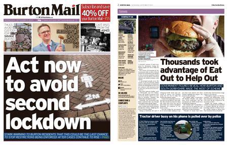 Burton Mail – September 09, 2020
