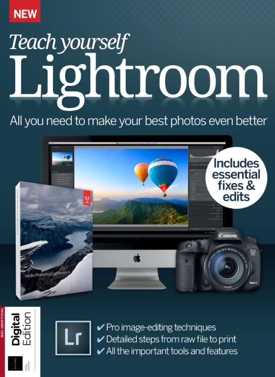 Teach Yourself Lightroom (5th Edition)