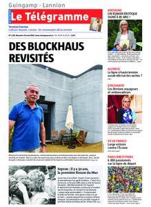 Le Télégramme Guingamp – 18 août 2019