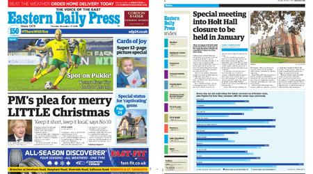 Eastern Daily Press – December 17, 2020