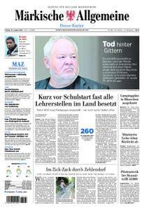 Märkische Allgemeine Dosse Kurier - 10. August 2018