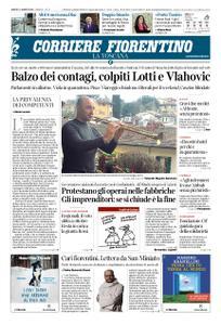 Corriere Fiorentino La Toscana – 14 marzo 2020