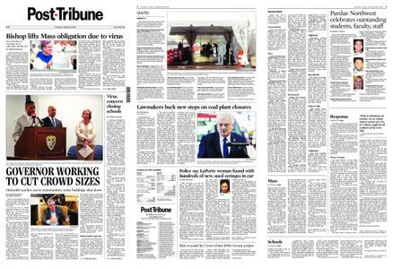Post-Tribune – March 14, 2020