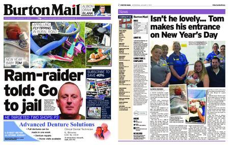 Burton Mail – January 02, 2019