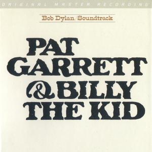 Bob Dylan Soundtrack - Pat Garrett And Billy The Kid (1973) [MFSL 2019] PS3 ISO + Hi-Res FLAC