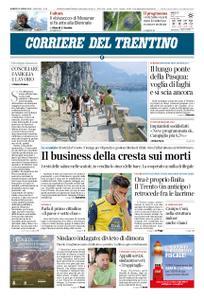 Corriere del Trentino – 19 aprile 2019