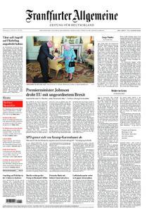Frankfurter Allgemeine Zeitung F.A.Z. - 25. Juli 2019
