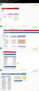 Advanced Excel: Date Cleaning, Formulas, Tricks and Calcs (2016)