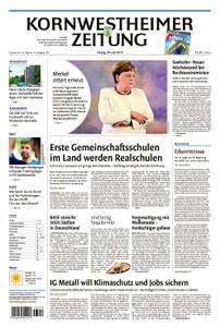 Kornwestheimer Zeitung - 28. Juni 2019