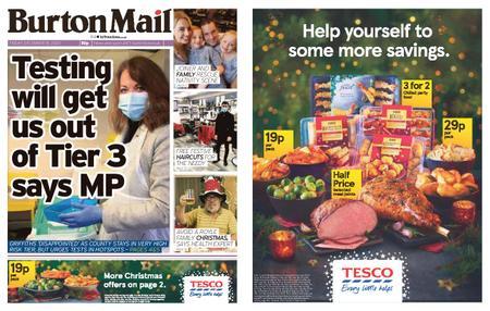 Burton Mail – December 18, 2020